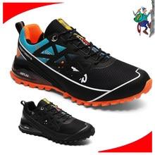Caminhadas turísticas menssssneakers, hikingshoes, antiderrapante, à prova dwaterproof água, sapatos de caminhada de montanha, sapatos de desporto ao ar livre de lazer masculino