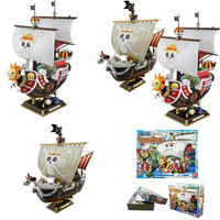 NEW hot 28cm One piece Going Merry THOUSAND SUNNY Action Figure Collectible Model Toy