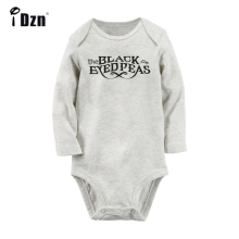 TAKING BACK Sunday THE BLACK EYED PEAS The script band Newborn Baby Bodysuit Tod