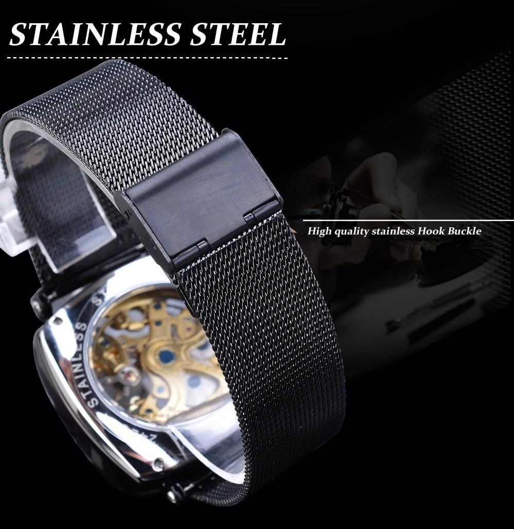 H007cb88ad1b14ae2810ea53e1474243bT Jaragar Retro Luxury Classic Design Genuine Leather Belt 3 Dial Roman Number Men Automatic Watch Top Brand Mechanical Wristwatch