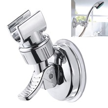 Plating Plactis Suction Cup Type Shower Holder Base Shower Head Shower Holder Suction Cup Shower Mounting Brackets
