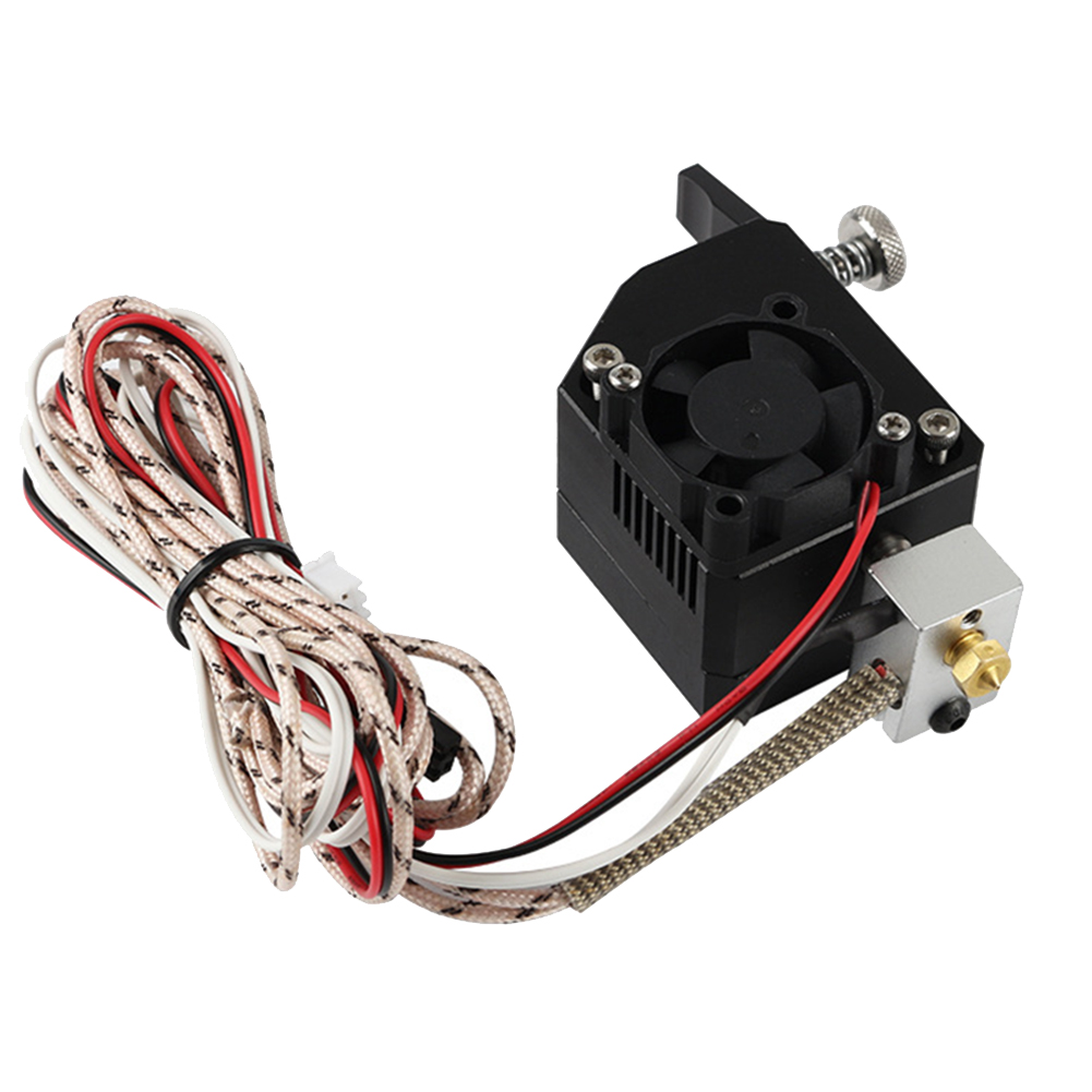 Dual Gear Metal BMG Extruder Bowden Dual Drive Extruder For Mk8 CR-10 Prusa i3 Mk3 Ender 3 LB88