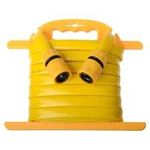 ABS ручной прочный практичный Органайзер держатель Цветочная стойка для хранения инструментов портативный водяной шланг для использования Автомойка домашний сад