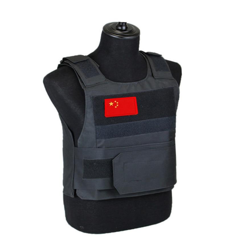 Outdoor Tactical Vest Modular Vest Breathable Training Vest Stab-Resistant Adjustable Game Protective Vest For Men Women