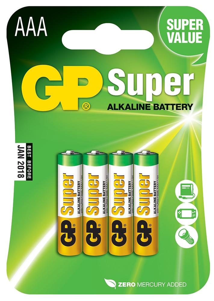Battery GP Super Alkaline GP ...