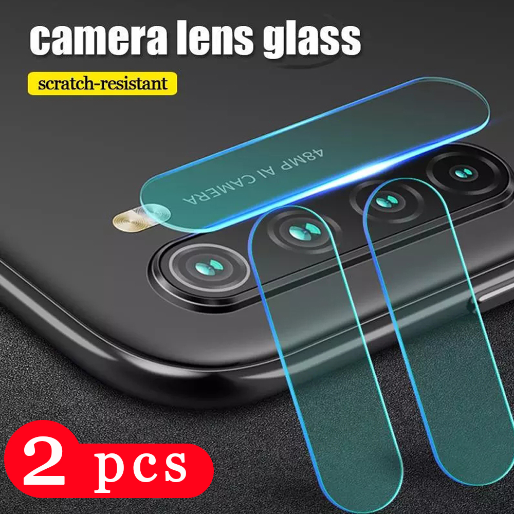2/1Pcs 9H for xiaomi redmi 9 Prime 9A 9i 9AT 9C 10X note 6 7 8 8T 9 pro Max 9S 10 Camera Lens Glass Camera screen protector film