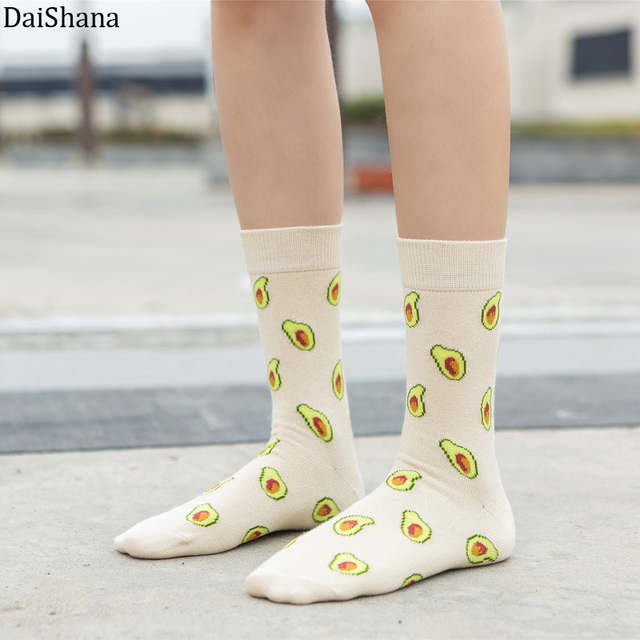 Funny Food Women Socks