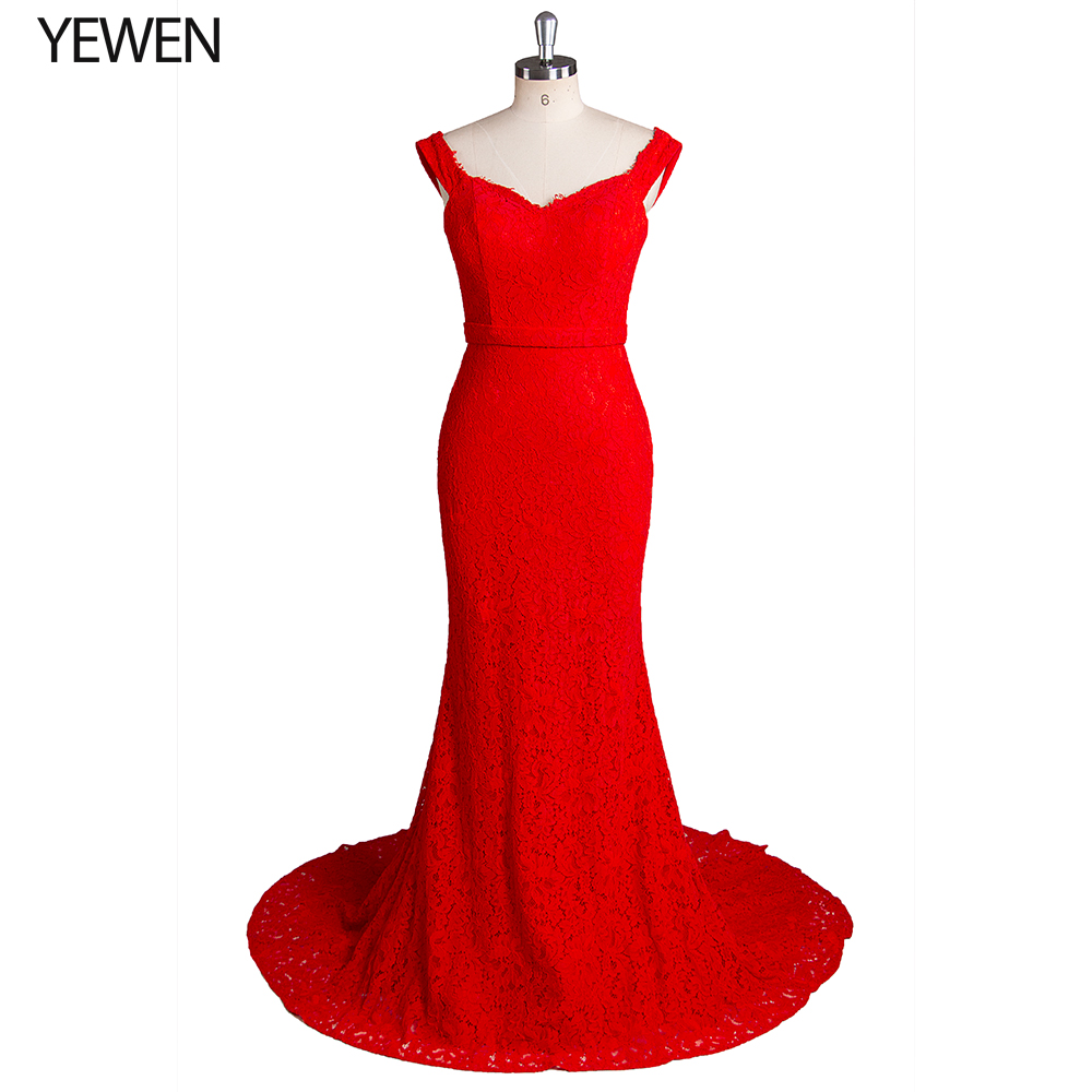 Red Evening Dresses Stretch Asymmetrical Double Sweetheart Sleeveless Sexy Mermaid Formal Gowns Prom Dress Abendkleider