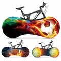 XC USHIO universel housse de roue de vélo sacs intérieur vélo cadre protecteur anti-poussière éraflure couverture pour 26-28 pouces vtt vélo de route