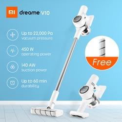Dreame V10 Boreas Vacuum Cleaner Handheld Portable Wireless Vacuum Cleaner Upgrade V9 V9P 22kpa Suction