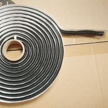 4m sigillante per fari per Auto colla in gomma Retrofit parabrezza Reseal Strip Trim strumenti butilici neri per la decorazione automatica della luce