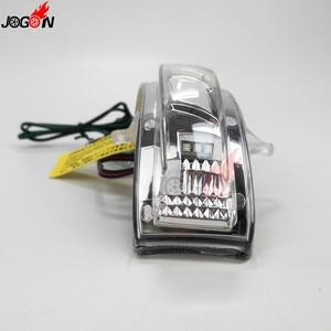 Image 5 - Dynamic Turn Signal Light Parking Puddle LED Side Mirror Sequential Indicator For Toyota Land Cruiser LC200 FJ200 Prado FJ150