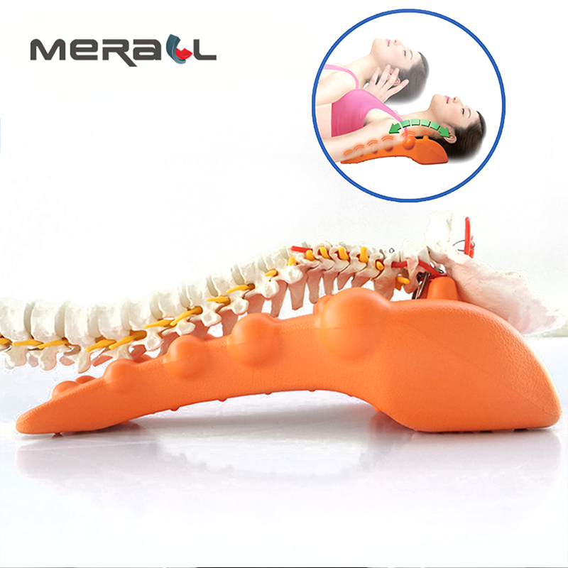 Lumbar Vertebra Soothing acupuncture Massage Cervical Spine relief For Waist Neck Back Muscle Pain Relief Relaxation
