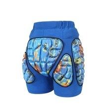 Защита для бедер Детские Взрослые мягкие Защитные шорты Butt Guard Короткие штаны для катания на лыжах роликовые коньки
