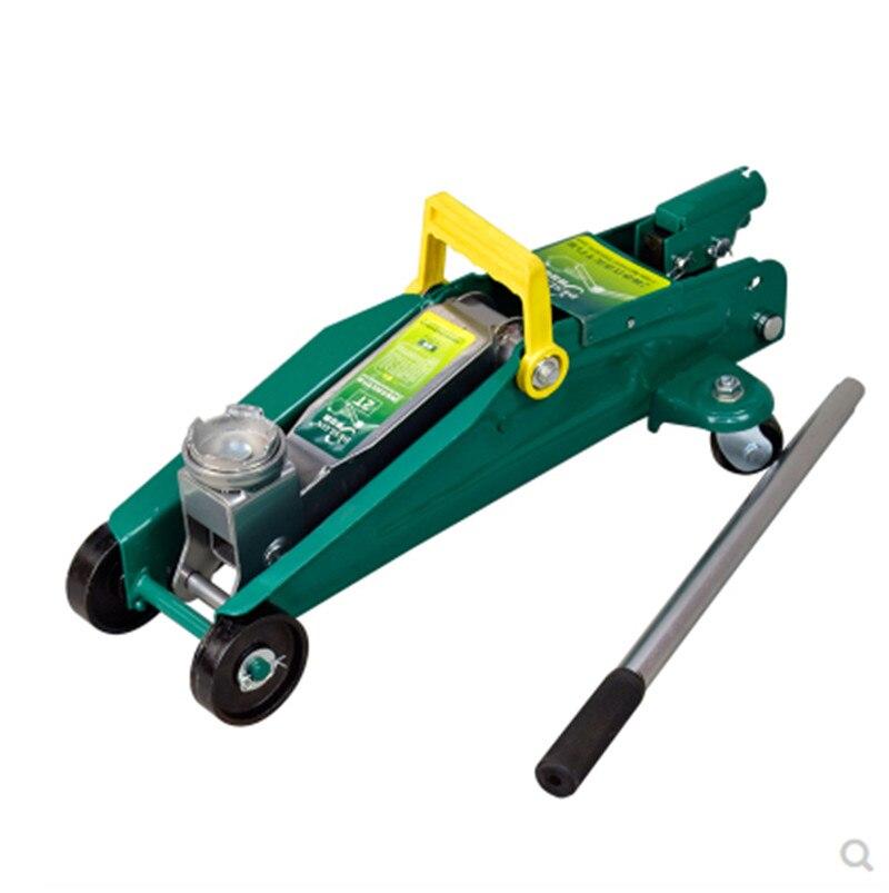 Car Jack 2T Capacity Car Lift Hydraulic Jack Car Lift Cart Jack Repair Tool Car Lifting