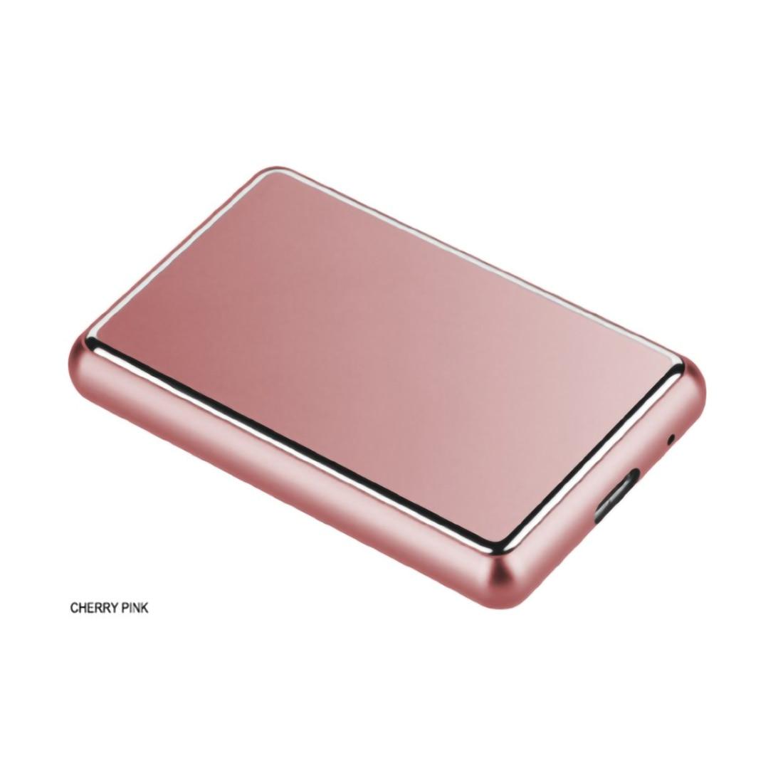 Mini carcasa de SSD tipo C mSATA, carcasa de disco duro de alta velocidad, USB3.1, 6Gbps, USB C, clave M, 1TB, compatible con Windows/Linux/Mac