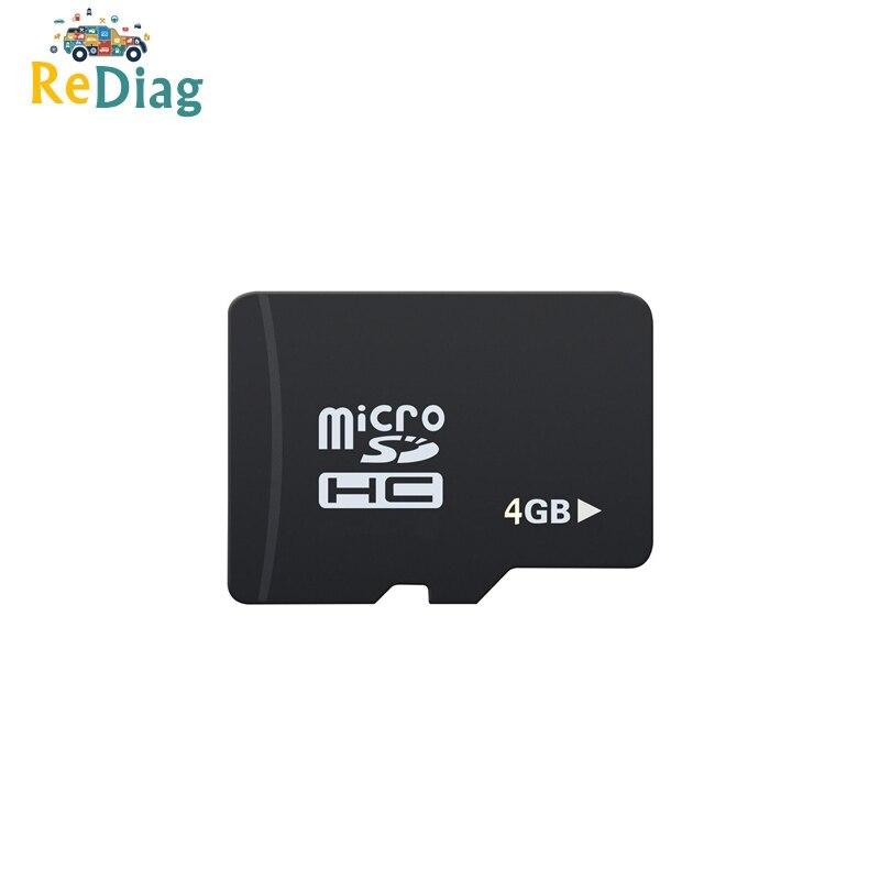 High Quality KESS/KTAG SD Card For KESS V2 V5.017 KTAG V7.020 Repair Chip Refresh Tokens For KESS K-TAG ECU Programmer