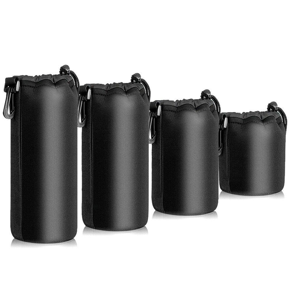<font><b>Camera</b></font> case Lens Pouch Set Lens Case Sma