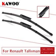 """Kawoo для renault talisman 24 """"18"""" автомобильные стеклоочистители"""