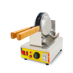 Image 3 - New Model honeycomb waffle machine commercial Non stick maker mini honey comb Shape Waffle Maker Iron pan Machine