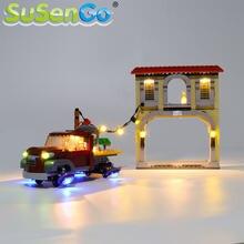 Комплект светодисветильник susenco 75972 светодиодный (модель