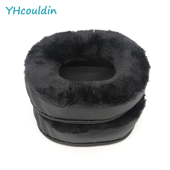 YHcouldin Velvet Ear Pads For Sony WH CH700N WH-CH700N Headphone Replacement Parts Ear Cushions фото