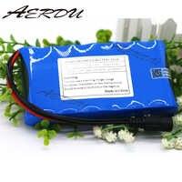 AERDU 24V 2.5Ah 7S1P 25,9 V 29,4 V Lithium-ionen batterie pack Für Kleine Elektrische Einräder Roller spielzeug fahrrad Integrierte BMS