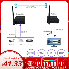 ZY DT216 5GHz אלחוטי שידור מערכת אלחוטי HDMI Extender משדר מקלט וידאו WIFI 100m אלחוטי HDMI ערכת שולח