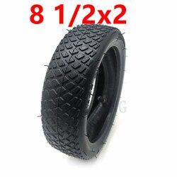 Высокое качество 8 1/2x2 внутренняя внешняя шина 8,5 дюйма противоскользящая Толстая шина для Xiaomi Mijia M365 аксессуары для электрических скутеров