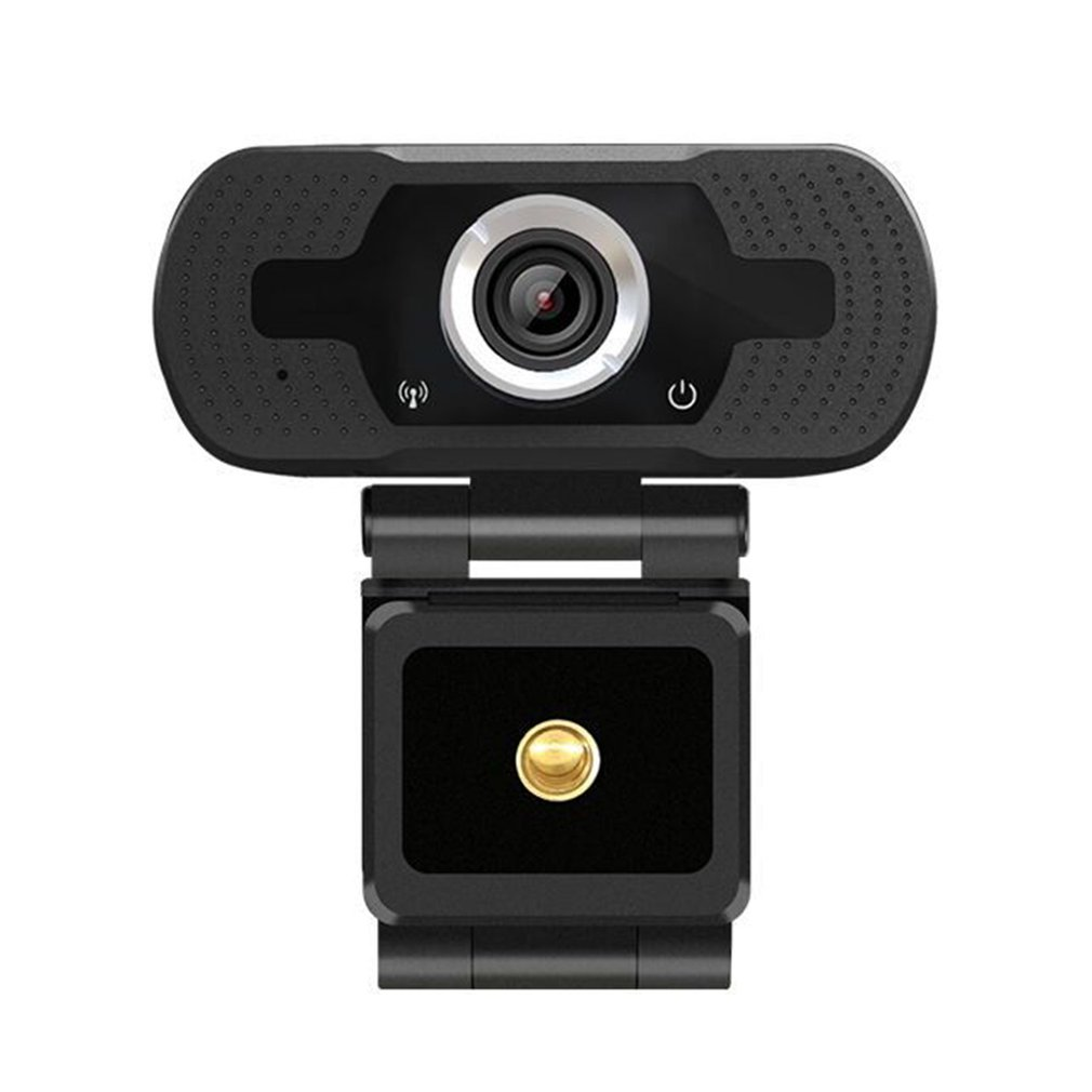 2MP High-end Video Calling 1080P USB Webcam for Computer/Laptop With Noise Reduction Microphone 1