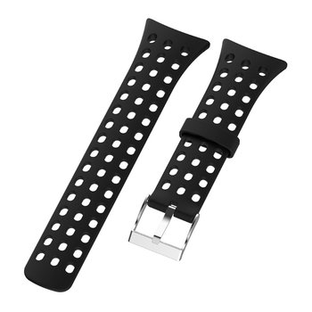 Soft Silicone Wrist Watch Band Strap Adjustable Smart Bracelet Band Replacement for SUUNTO Quest M1 M2 M4 M5 Series Watch ONLENY image