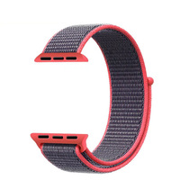 100pcs/lot nylon sport strap for Apple watch 38 42 40 44 mm watch accessories strap for Iwatch Series 4 3 2 1 wristband strap