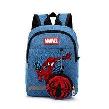 3-6Year Old School Bags Girls For Boys Waterproof Backpacks Child Spider Book Kids Shoulder Bag Satchel Knapsack