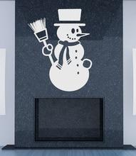 Beautiful Design Vinyl Wall Stickers Chalkboard Houses Modern Home Decoration Murals Wallpaper Waterproof Window