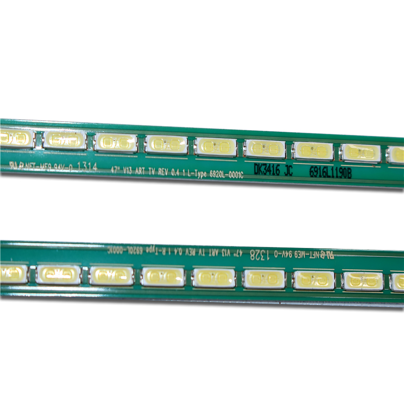 LED Strip 63leds For Skyworth LG 47