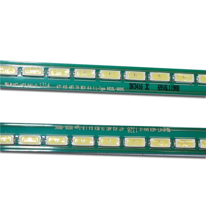 LED Strip 63leds For Skyworth LG 47