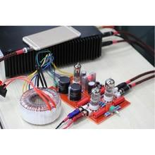 High power 6N3 / GE5670 tubes Rectifier tube HIFI amplifier tube preamp amplifier board DIY kit ( with Toroidal transformer )