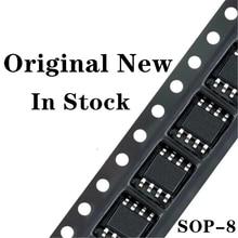 10 шт./лот AT24C32 24C32 SOP8 24C32N 24C32AN лапками углублением SOP-8 СОП оригинальный в наличии