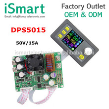 цена на DPS5015 Constant Voltage current Step-down Programmable digital Power Supply buck Voltage converter color LCD voltmeter 15A