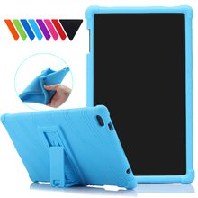 silicon cover case For Lenovo TAB 3 8 Plus 8703x TB-8703F TB-8703N 8.0