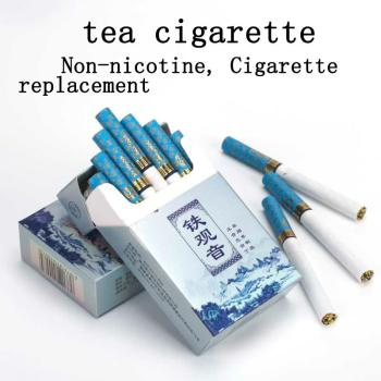 Non tobacco Tea smoke (Oolong tea Flavor )Smoke substitute 100% Nicotine Free and tar 100gshuixian rock tea dahongpao tea big red robe shuixian wuyi cliff oolong tea free shipping