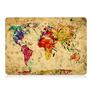 Retro World Case for MacBook 3