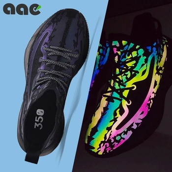 Discoloration Men Sneakers Breathable Running Shoes Lace-Up Sports Walking Shoes Zapatos De Hombre Lighted Mens Casual Shoes men sneakers shoes pu leather casual shoes for mens lace up flat shoes trainer outdoor breathable walking shoes basket homme