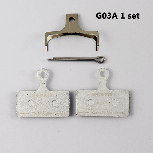 Shimano J03A Resin Disc Brake Pads for M8100 M7100 M9000 M9020 M785 as J02A
