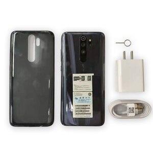 "Image 5 - Global ROM original Xiaomi Redmi Note 8 pro 6GB 128GB MTK Helio G90T Smartphone 4500mAh 64MP Quad Rear Camera  6.53"" 18W"