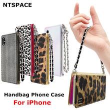 Чехол кошелек с отделением для карт телефона iphone 12 mini