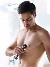Body Shaver Trimmer for Men Remover Hair Removal Back Arm Leg Wet&dry Rechargeable Body Groomer Kit Hair Trimmer Electric недорого