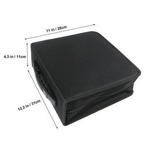 Image 2 - 288 枚組 cd dvd ケース収納袋アルバムホルダーボックスカバーオーガナイザーディスク収納財布