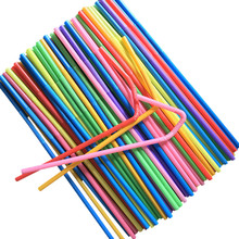 Drinking-Straws Necessities Birthday-Party-Decorations Disposable Cocktail 100pcs Home