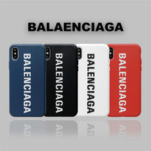 Balenciaga iPhone Cases iPhone 6 7 8 Plus X XR XS Max